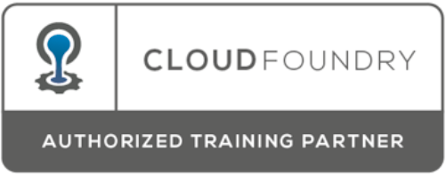 We are a Cloud Foundry Authorized Training Partner!